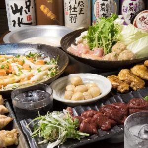 新宿の居酒屋「酉一途」で馬刺しを堪能